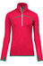 Ortovox W's Merino Fleece Zip Neck (MI) Very Berry